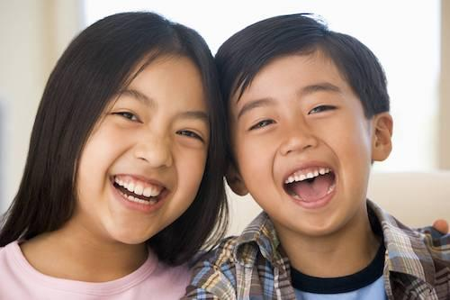 Children Laughing | Mar Vista Pediatric Dentist